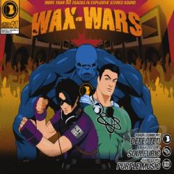 Wax Wars CD Cover Art