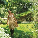 Simon, Carly - Into White CD Cover Art