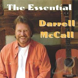 Mccall, Darrell - Essential Darrell McCall CD Cover Art