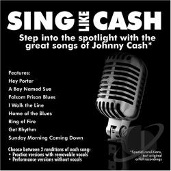 Sing Like Cash! CD Cover Art
