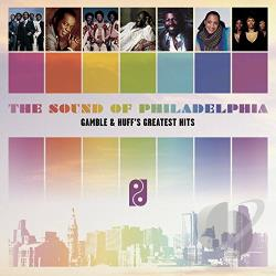 Sound of Philadelphia: Gamble & Huff's Greatest Hits CD Cover Art
