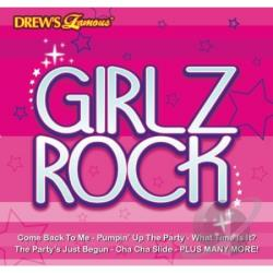 Girlz Rock CD Cover Art
