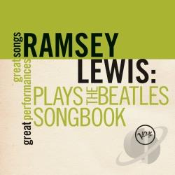 Lewis, Ramsey - Plays the Beatles Songbook CD Cover Art