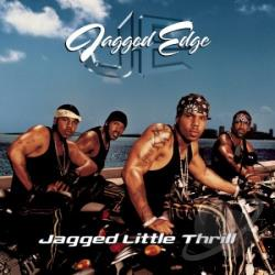 Jagged Edge - Jagged Little Thrill CD Cover Art