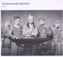 Sambasunda Quintet - Java CD Cover Art