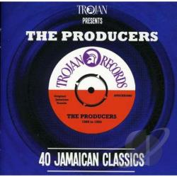 Producers: 40 Jamaican Classics CD Cover Art