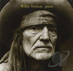 Nelson, Willie - Spirit CD Cover Art