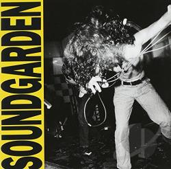 Soundgarden - Louder Than Love CD Cover Art