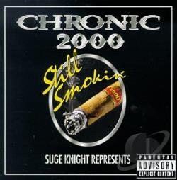 Suge Knight Represents - Chronic 2000 CD Cover Art