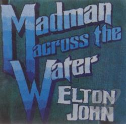 John, Elton - Madman Across the Water CD Cover Art