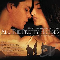 All the Pretty Horses CD Cover Art