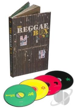Reggae Box CD Cover Art
