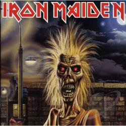 Iron Maiden - Iron Maiden CD Cover Art
