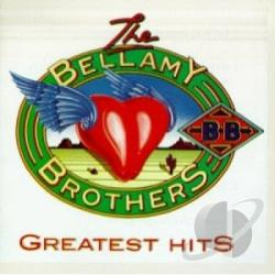 Bellamy Brothers - Greatest Hits, Vol. 1 CD Cover Art