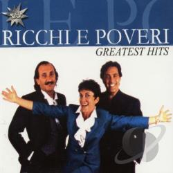 Ricchi E Poveri - Greatest Hits CD Cover Art