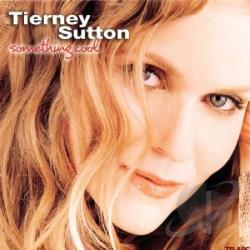 Sutton, Tierney - Something Cool CD Cover Art