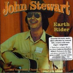 Stewart, John - Earth Rider - The Essential John Stewart 1964-1979 CD Cover Art