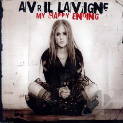 Lavigne, Avril - My Happy Ending DS Cover Art