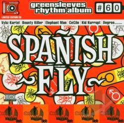 Spanish Fly CD Cover Art