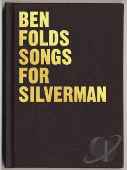 Folds, Ben - Songs for Silverman CD Cover Art