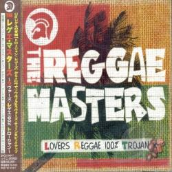 Reggae Masters: Lovers Reggae CD Cover Art
