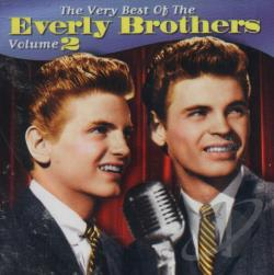 Everly Brothers - Very Best of the Everly Brothers, Vol. 2 CD Cover Art