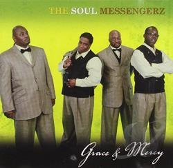 Soul Messengerz - Grace & Mercy CD Cover Art