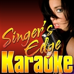 Singer's Edge Karaoke - Anarchy In The U.K. (Originally Performed By Sex Pistols) [karaoke Version] DB Cover Art