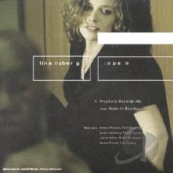 Nyberg, Lina - Open CD Cover Art