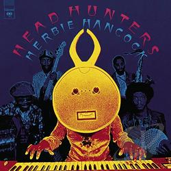 Hancock, Herbie - Head Hunters CD Cover Art