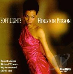 Person, Houston - Soft Lights CD Cover Art
