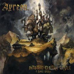 Ayreon - Into Electric Castle CD Cover Art