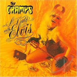 Cramps - Date with Elvis CD Cover Art