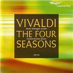Flanders Recorder Quartet / Verbruggen / Vivaldi - Vivaldi: The Four Seasons (Arranged for Recorders) CD Cover Art