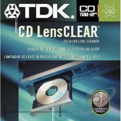 Cdc-Lbhtg - CD Lens Cleaner Cover Art