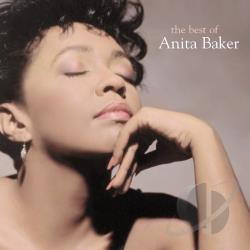 Baker, Anita - Best of Anita Baker CD Cover Art