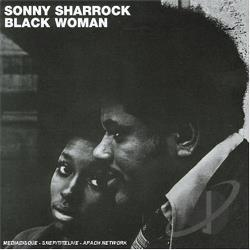 Sharrock, Sonny - Black Woman CD Cover Art