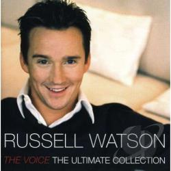 Watson, Russell - Voice: The Ultimate Collection CD Cover Art