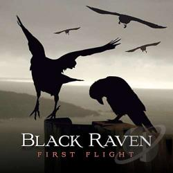 Blackraven - First Flight CD Cover Art