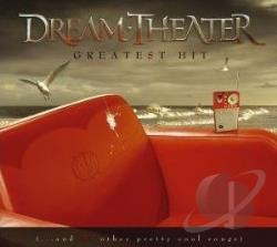 Dream Theater - Greatest Hit (...And 21 Other Pretty Cool Songs) CD Cover Art