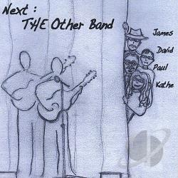 Other Band - Next CD Cover Art