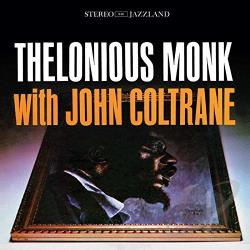 Coltrane, John / Monk, Thelonious - Thelonious Monk with John Coltrane CD Cover Art