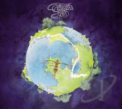 Yes - Fragile CD Cover Art