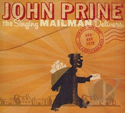 Prine, John - Singing Mailman Delivers CD Cover Art