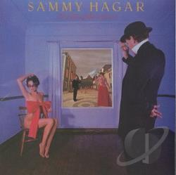 Hagar, Sammy - Standing Hampton CD Cover Art