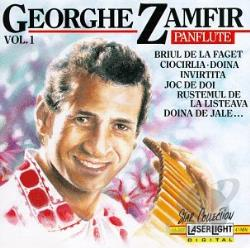 Zamfir - Zamfir Vol. 1 CD Cover Art
