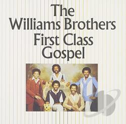 William Brothers - First Class Gospel CD Cover Art