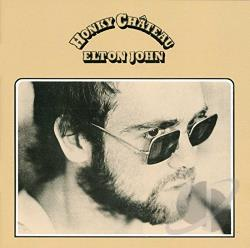 John, Elton - Honky Chateau CD Cover Art