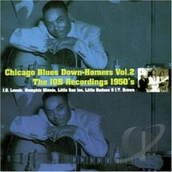 Chicago Blues Down Homers, Vol. 2 CD Cover Art