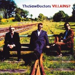 Saw Doctors - Villains? CD Cover Art